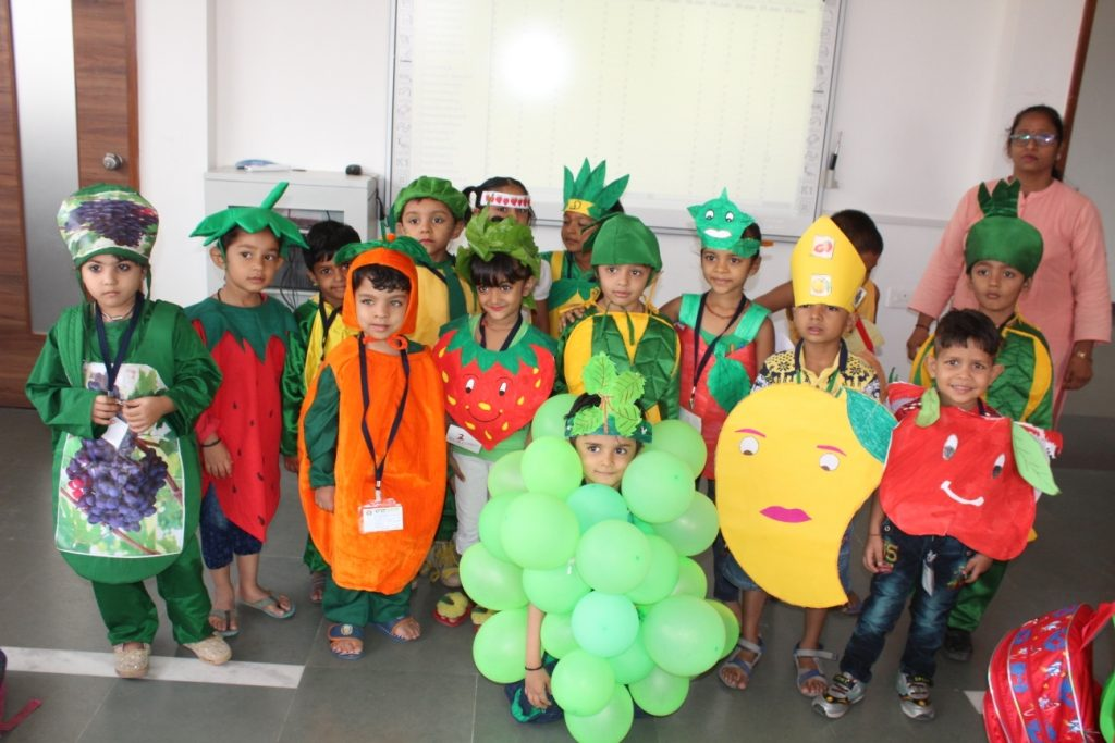FRUIT DAY CELEBRATION