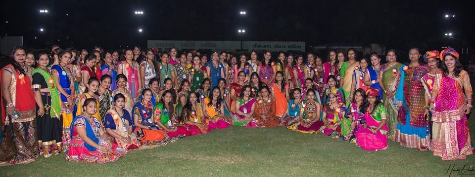 Navratri Garba Celebration