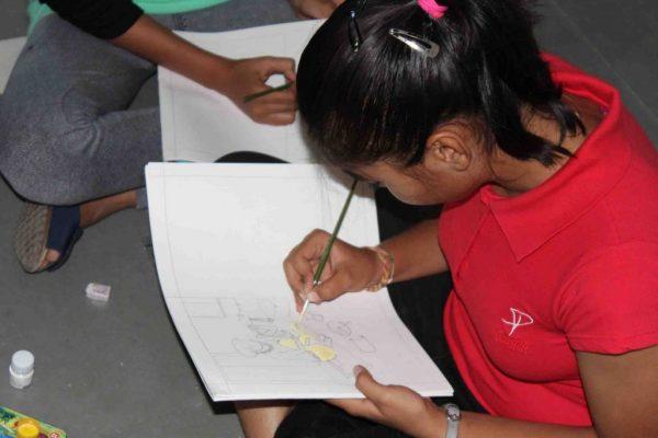ART & CRAFT ACTIVITY