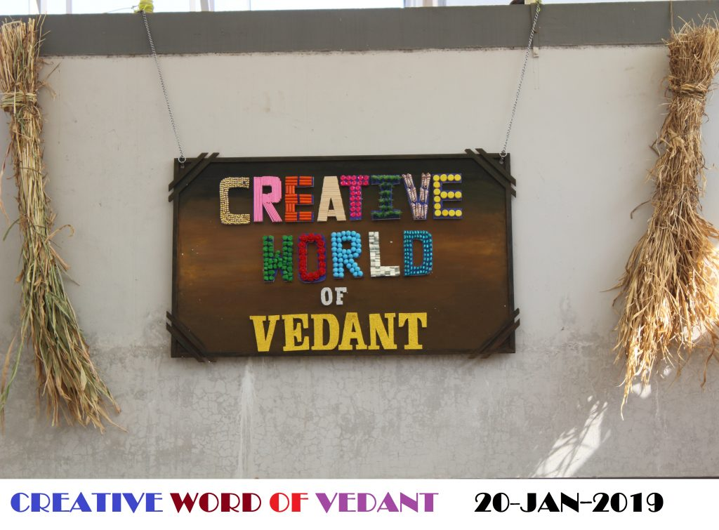 CREATIVE WORLD OF VEDANT 2018-19