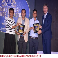INDIA'S GREATEST LEADERS AWARD