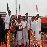 AWARDED BY AGRICULTURAL MINISTER