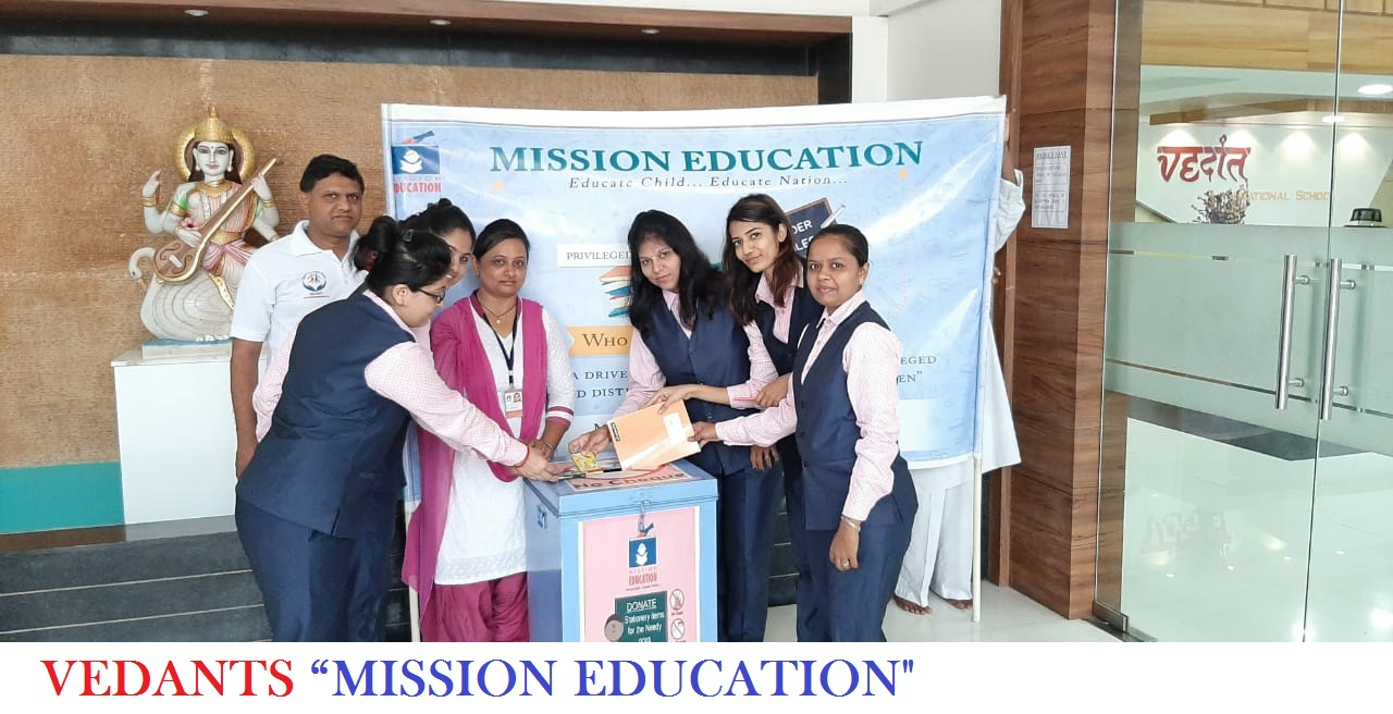 VEDANTS MISSION EDUCATION