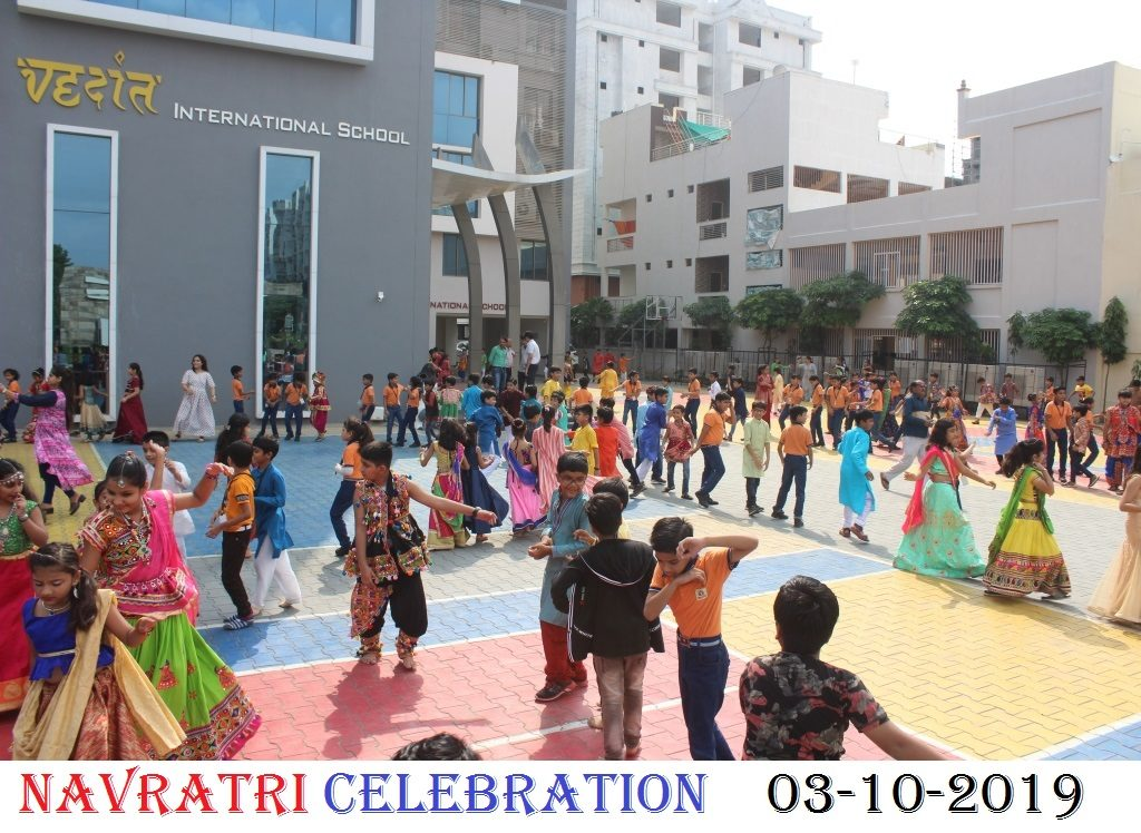 NAVRATRI CELEBRATION 2019
