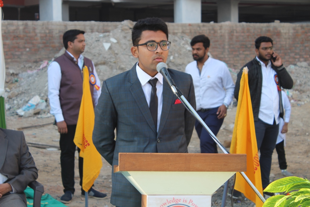 REPUBLIC DAY CELEBRATION 2019-20